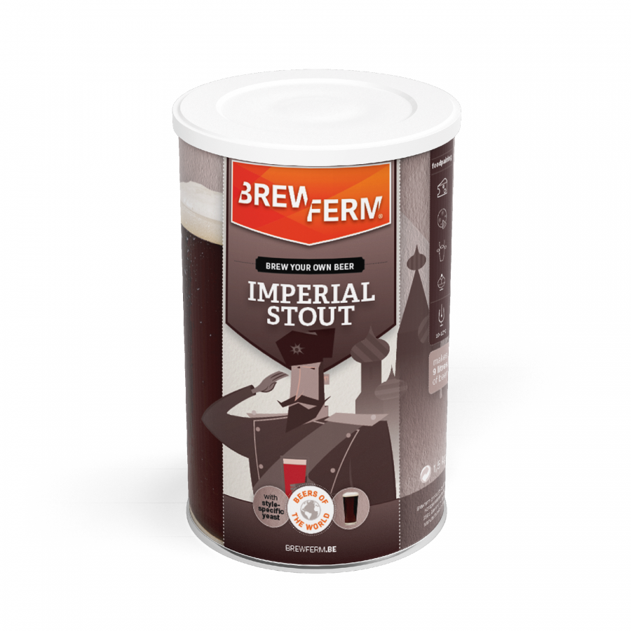 Pivski komplet BREWFERM® Imperial Stout